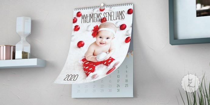 kalendorius 12 menesių