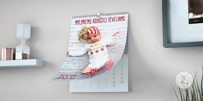 kalendoriai 2016