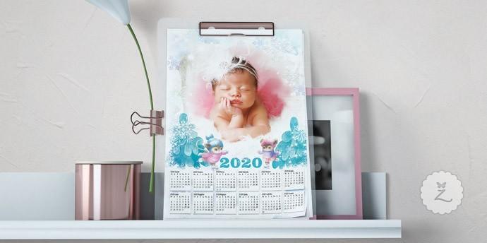 Vieno lapo kalendorius pvz