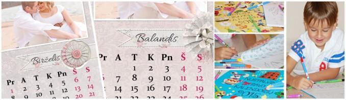 Kalendoriai 2015