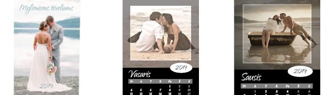 Kalendoriai 2019